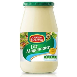 Crosse & Blackwell Lite Mayonnaise