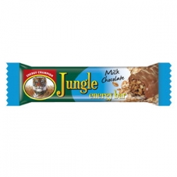 Jungle Milk Chocolate Energy Bar