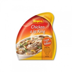 Royco cook in sauces Chicken a la king