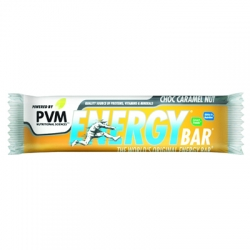 PVM Energy Bar Choc Caramel Nut
