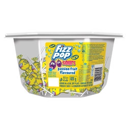 Beacon Fizz Pop Sour Passion Fruit Tub