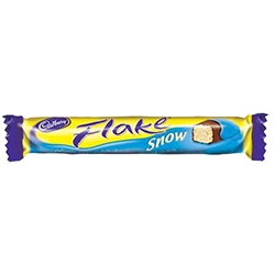 Cadbury Snow Flake