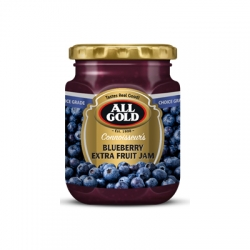 All Gold Blueberry Extra Fruit Jam