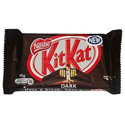 Nestle Kit Kat Dark Chocolate