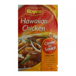 Royco cook in sauces Hawain Chicken