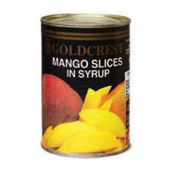 Goldcrest Sliced Mangoes in Syrup