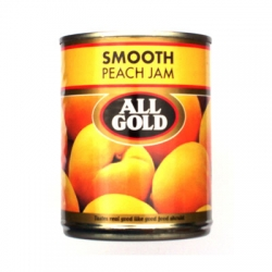 All Gold Jam Peach Smooth