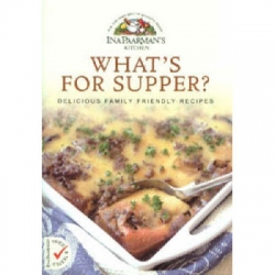 Ina P/Man Cook Book What's For Supper?