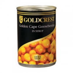 Goldcrest Cape Gooseberries in syrup