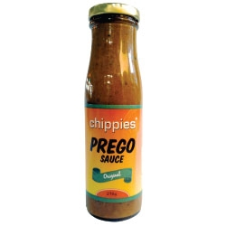 Chippies Prego Sauce