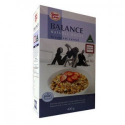 Simply Cereal Balance Low Fat Museli Box