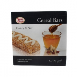 Simply Cereal Honey & Nut Bars