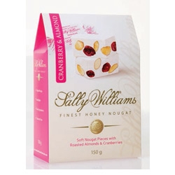 Sally Williams Cranberry and Almond Packs