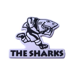 Sharks Magnet Large