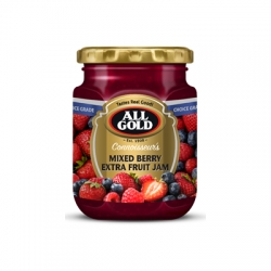 All Gold Mixed Berry Extra Fruit Jam