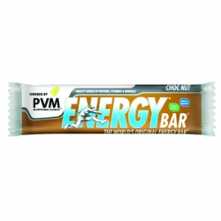 PVM energy bar Choc nut choc