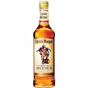 Captain Morgan Rum Spiced Gold