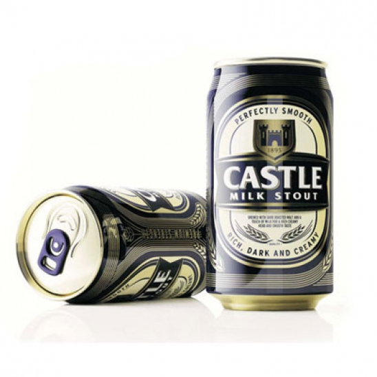 Castle Milk Stout Can