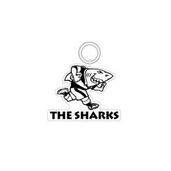 Sharks Keyring Large