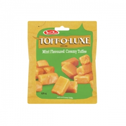 Wilsons - Toffo O Luxe Mint Flavoured Creamy Toffee
