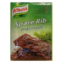 Knorr Dry Marinade Spare Rib