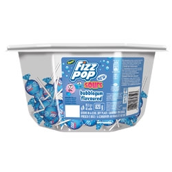 Beacon Fizz Pop Sour Bubblegum Tub