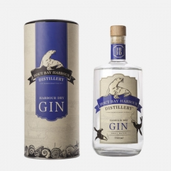 Hout Bay Harbour Distillery - Navy Strength Gin