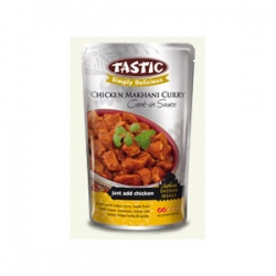 Tastic Simply Delicious Chicken Makhani Curry Cook In Sauce