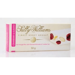 Sally Williams Cranberry and Almond Bar