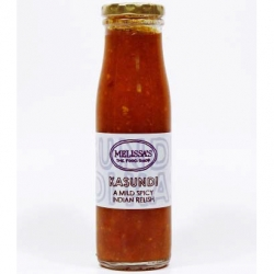 KASUNDI SPICY INDIAN RELISH