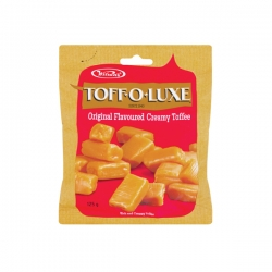 Wilsons - Toff O Luxe Original Flavoured Creamy Toffee