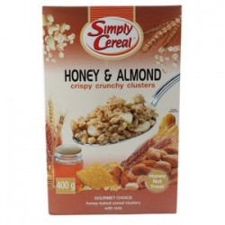 Simply Cereal Honey & Almond Box
