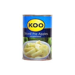Koo Canned Fruit Apples Pie