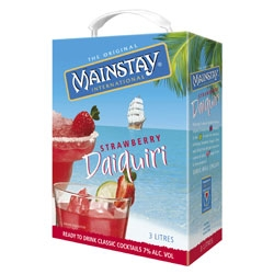 Mainstay Strawberry Daiquiri 3ltr