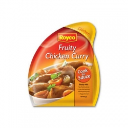 Royco cook in sauces Fruity chicken curry