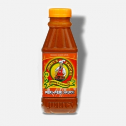 Jimmy's Sauces Peri-Peri Sauce
