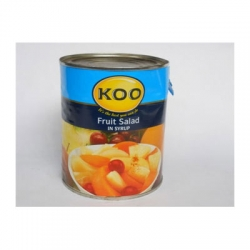 Koo Canned Fruit Fruit Salad