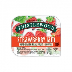 Thistlewood Strawberry Jam