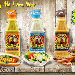 Jimmy's Sauces Salad Dressing