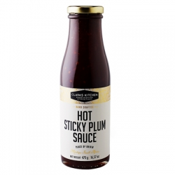 Clarks Kitchen - Hot Sticky Plum Sauce