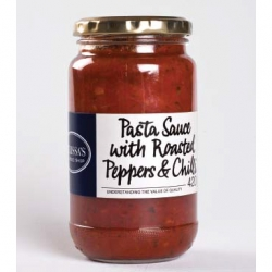 CHILLI AND ROASTED PEPPER PASTA SAUCE