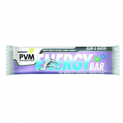 PVM Energy Bar Rum Raisin
