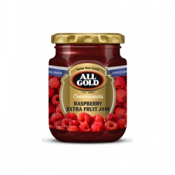 All Gold Rasbperry Extra Fruit Jam