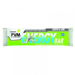 PVM Energy Bar Lemon Lime